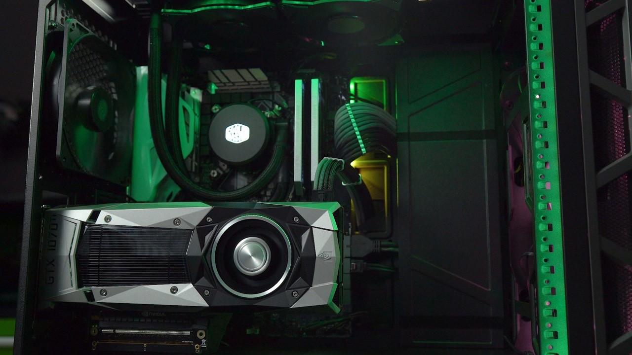 GeForce Garage: GTX 1070 Ti Build Guide | GeForce