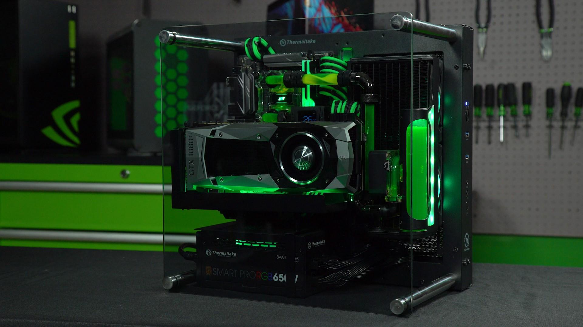 GeForce Garage: How To Build Our GeForce ESports Rig | GeForce