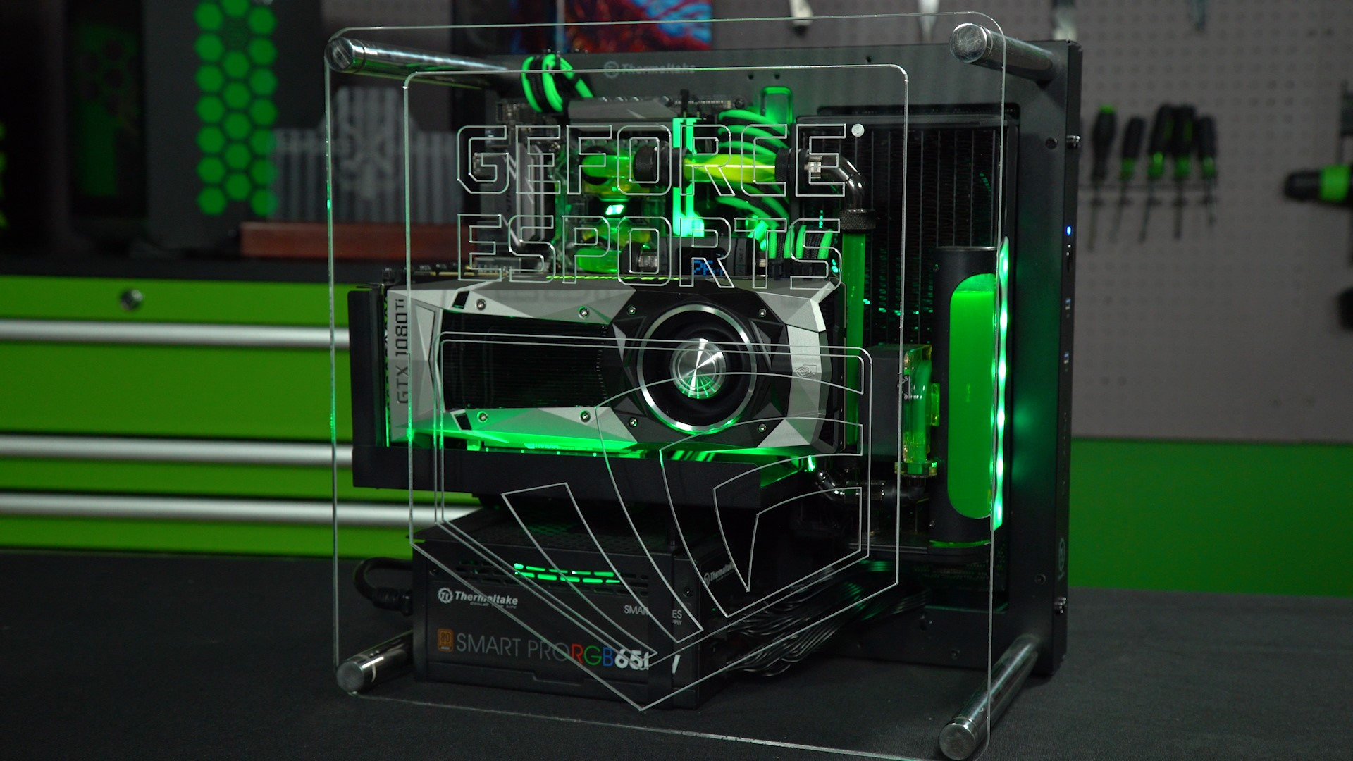 Geforce Garage How To Build Our Geforce Esports Rig Geforce
