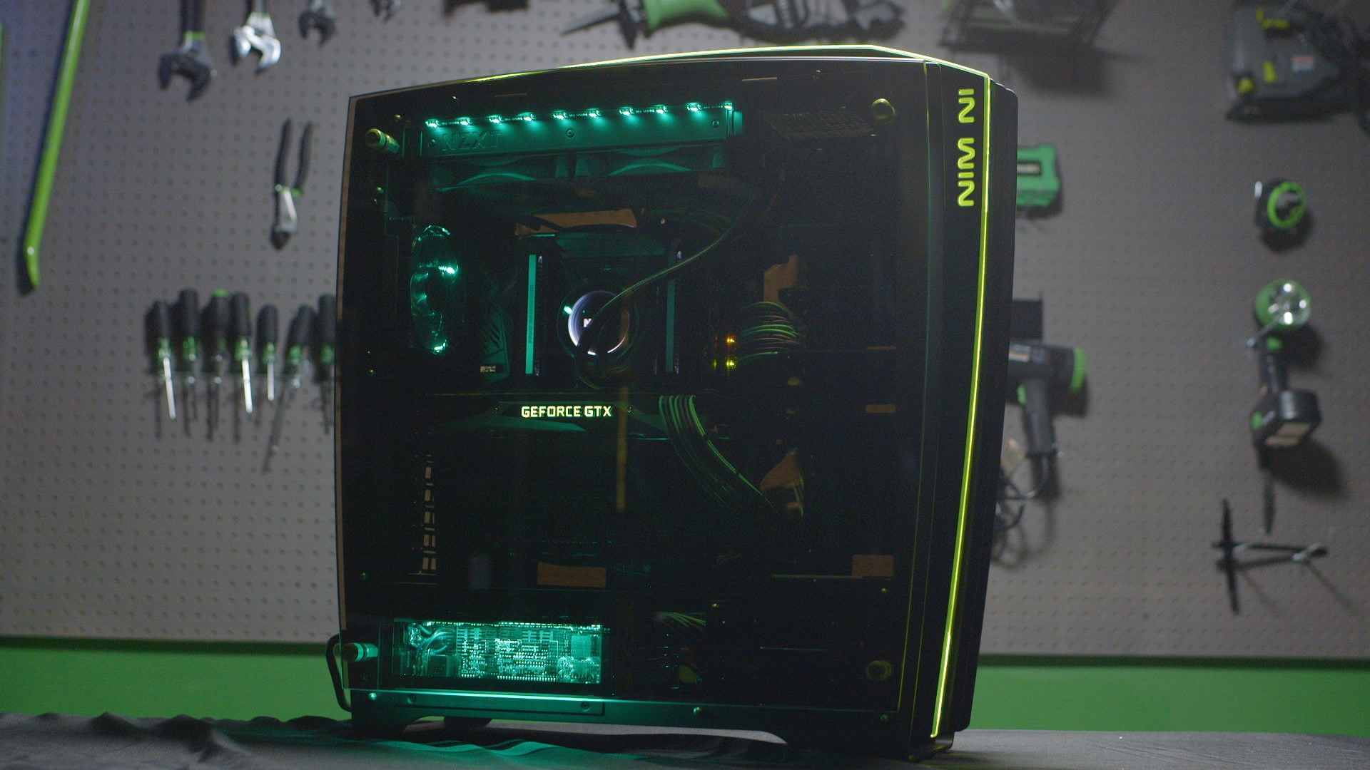 Geforce Garage Gtx 1080 Ti Threadripper Build Ultimate Basic Electronics Guide Electronic Circuits Our Rgb Elite Performance Rig Featuring Ryzen And Was A Knockout With The Community Now Were Back Another Surprise Pairing Best