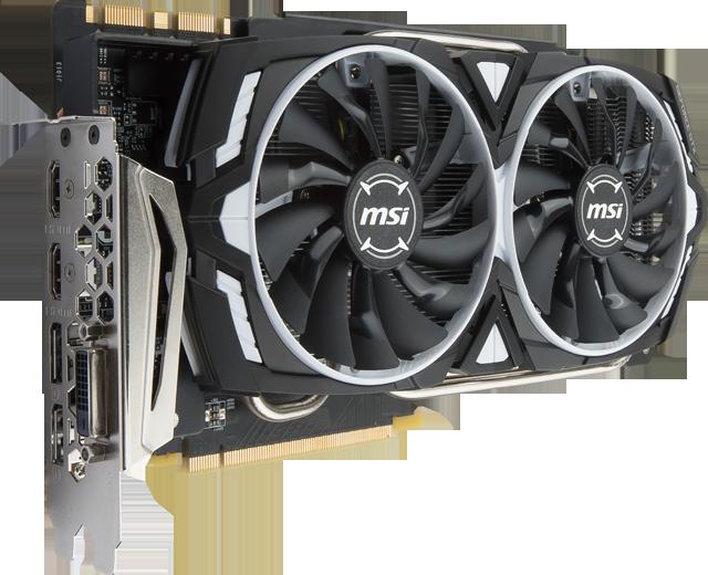 MSI GeForce GTX 1080 Ti Armor 11G OC