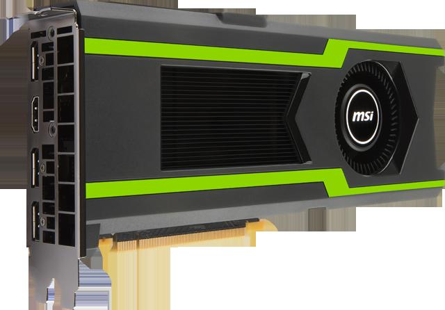 MSI GeForce GTX 1080 Ti Aero 11G OC