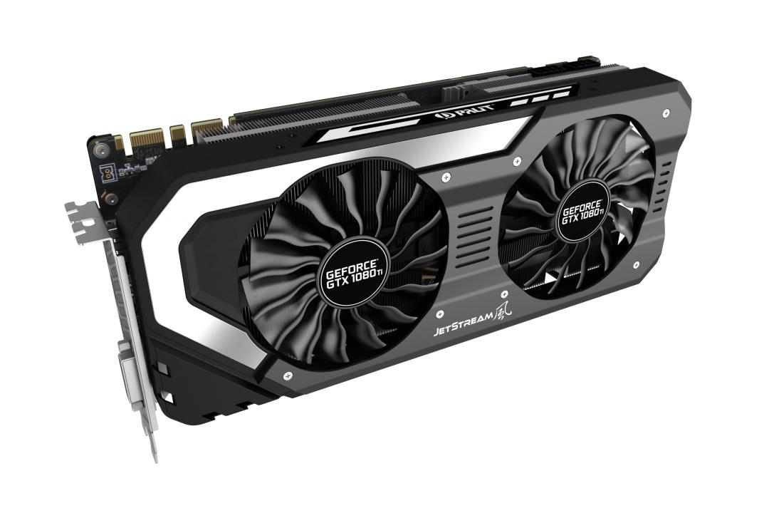 Palit GeForce GTX 1080 Ti Super Jetstream
