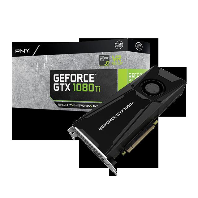 PNY GeForce GTX 1080 Ti Blower Edition