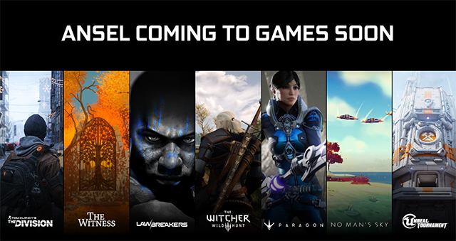 Ansel Future Games