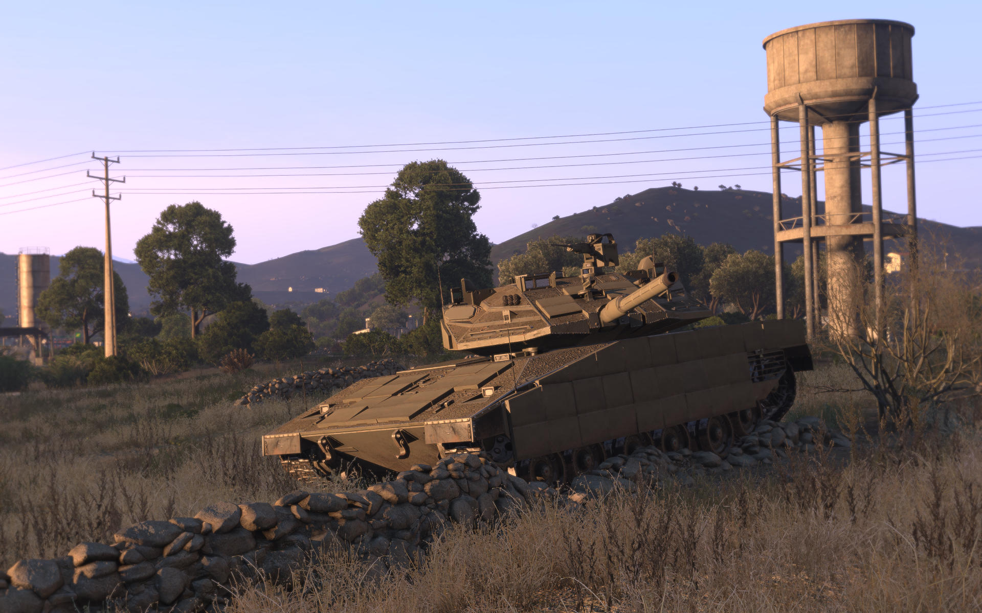 Arma 3 Adds HBAO+ In Free