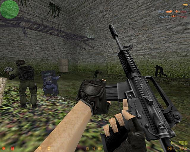 《戰慄時空》促使史上最熱門遊戲模組《絕對武力》的誕生。