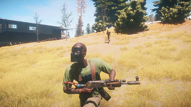 The survival hit Rust is itself a mod of a mod.