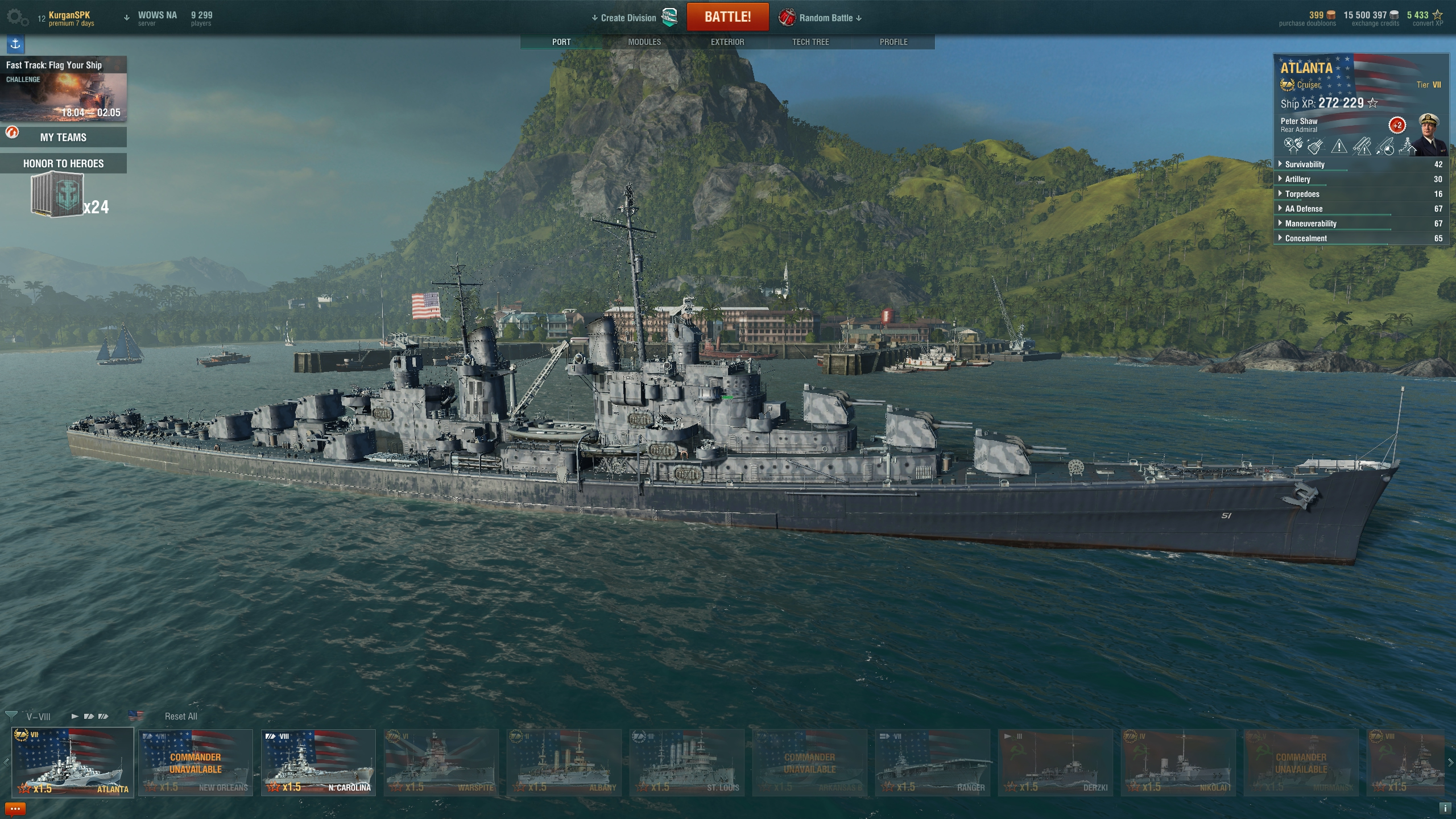 Give Your Ship a Custom Paint Job in World of Warships | GeForce