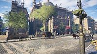 Assassin's Creed Syndicate - Anti-Aliasing Quality Example #001 - NVIDIA 4x TXAA
