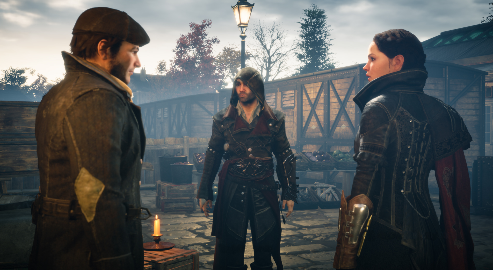 Assassin's Creed Syndicate NVIDIA GameWorks Trailer 4