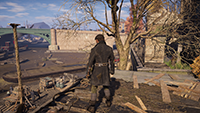 Assassin's Creed Syndicate - Texture Quality Example #002 - High