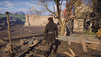 Assassin's Creed Syndicate - Texture Quality Example #002 - Low