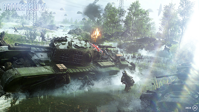 Battlefield V - The First Screenshots Revealed
