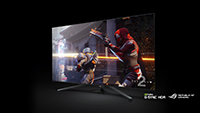 ASUS's Republic of Gamers Big Format Gaming Display