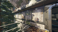 Call of Duty: Black Ops 3 - Anti-Aliasing Example #2 - Filmic SMAA T2x