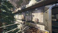 Call of Duty: Black Ops 3 - Anti-Aliasing Example #2 - FXAA
