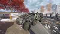 Call of Duty: Black Ops 3 - Mesh Quality Example #1 - Medium