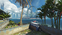 Call of Duty: Black Ops 3 NVIDIA Dynamic Super Resolution (DSR) Screenshot - 2715x1527