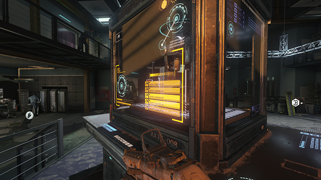 Call of Duty: Black Ops 3 - Order Independent Transparency Interactive Comparison #3