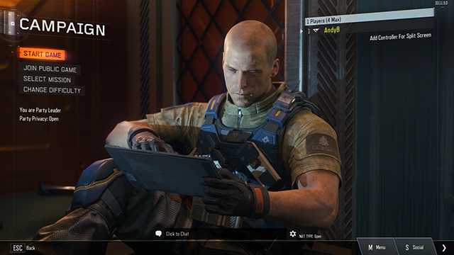 Call of Duty: Black Ops 3 - Subsurface Scattering Interactive Comparison #1