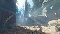 Call of Duty: Black Ops 3 - Volumetric Lighting Example #1 - High