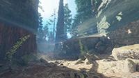Call of Duty: Black Ops 3 - Volumetric Lighting Example #1 - None