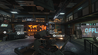 Call of Duty: Black Ops 3 - Volumetric Lighting Example #2 - None