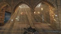 Call of Duty: Black Ops 3 - Volumetric Lighting Example #2 - High