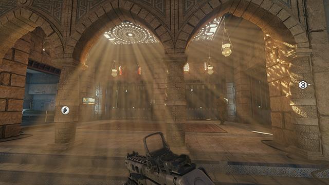 Call of Duty: Black Ops 3 - Volumetric Lighting Interactive Comparison #3