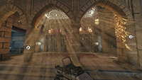 Call of Duty: Black Ops 3 - Volumetric Lighting Example #2 - Medium