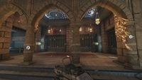 Call of Duty: Black Ops 3 - Volumetric Lighting Example #2 - None