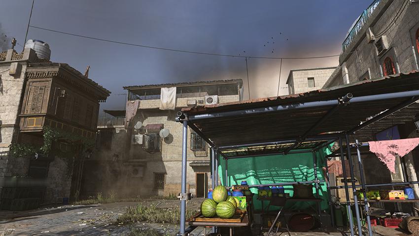 Call of Duty: Modern Warfare - Anti-Aliasing Interactive Comparison #001 - Filmic SMAA T2X vs. Off