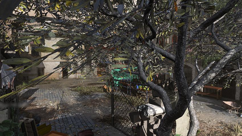 Call of Duty: Modern Warfare - Anti-Aliasing Interactive Comparison #002 - Filmic SMAA T2X vs. Off