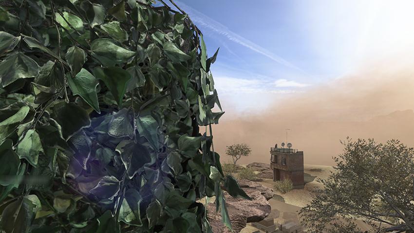 Call of Duty: Modern Warfare - Anti-Aliasing Filmic Strength Interactive Comparison #001 - Max vs. Min