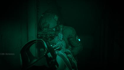 Call of Duty: Modern Warfare - Depth of Field Interactive Comparison #003 - On vs. Off