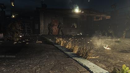 Call of Duty: Modern Warfare - DirectX Raytracing Interactive Comparison #012