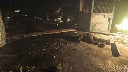 Call of Duty: Modern Warfare - DirectX Raytracing Interactive Comparison #014