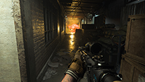 Call of Duty: Modern Warfare - Particle Lighting Example #001 - Ultra