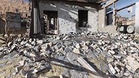 Call of Duty: Modern Warfare - Tessellation Example #001 - Near