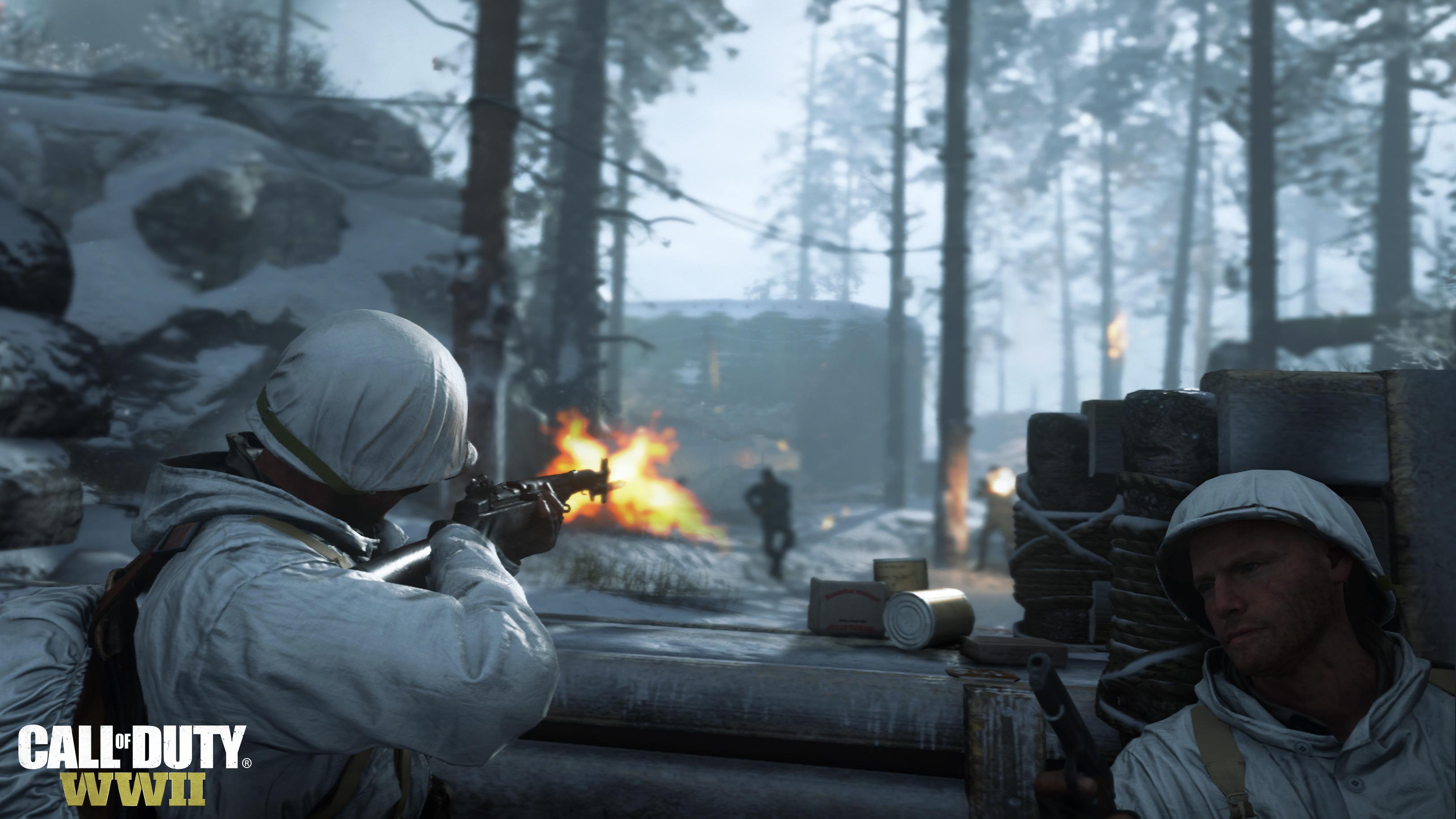 Invade Normandía y lucha por toda Europa con Call of Duty WWII a ...