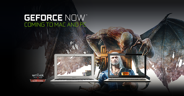 GeForce Now For Mac & PC - Learn More