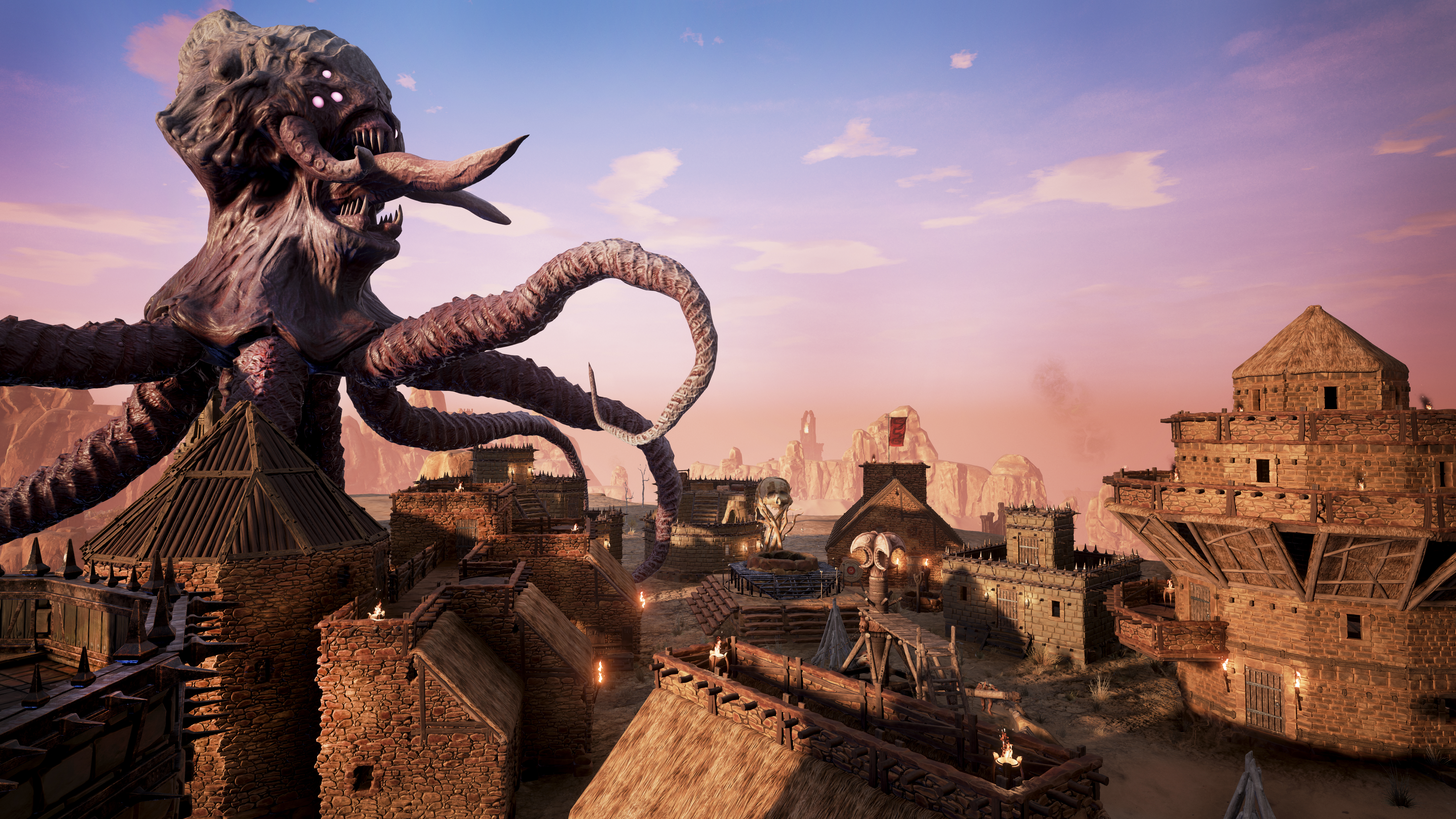 Conan Exiles Early Access Primer: System Requirements, Ansel
