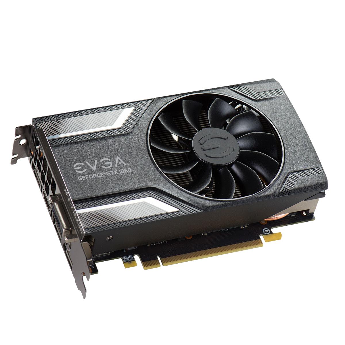 EVGA GeForce GTX 1060 SC Gaming (6GB/3GB)