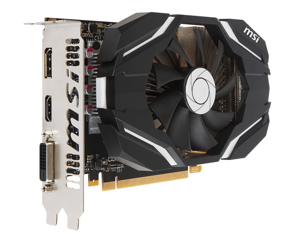 MSI GeForce GTX 1060 6G/3G OCV1 (Mini)