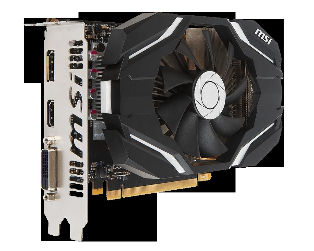 MSI GeForce GTX 1060 6G/3G OCV1 (Mini)