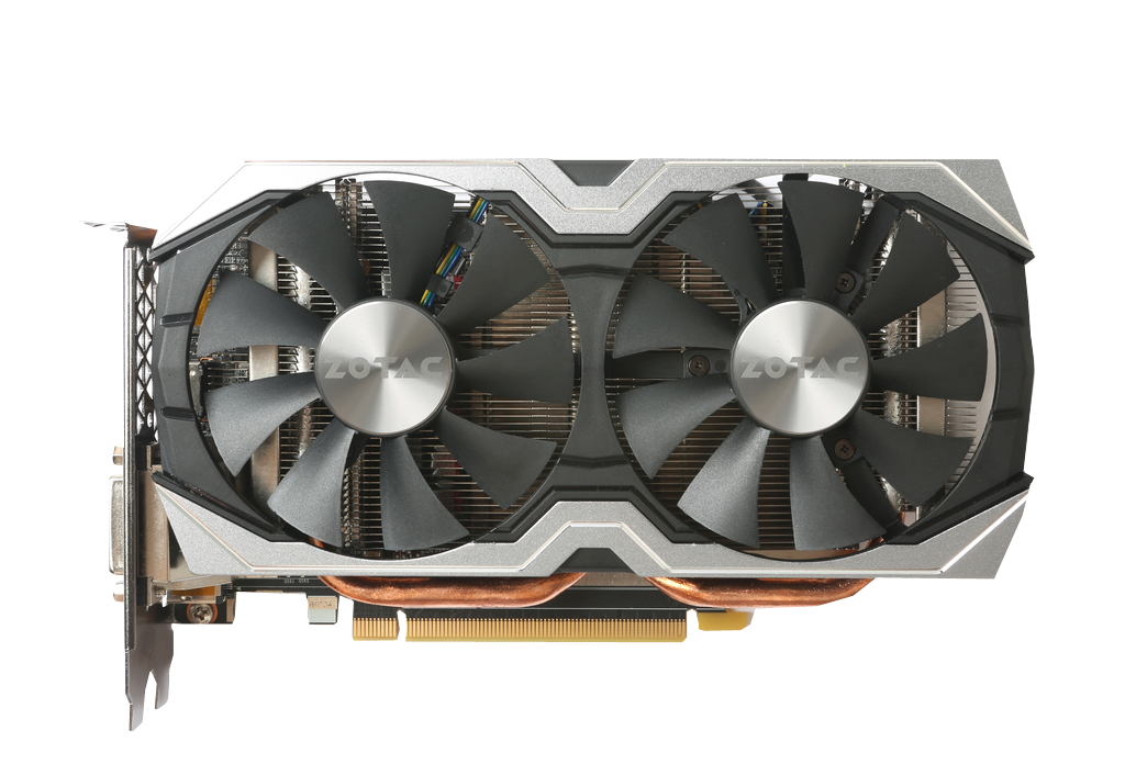 Zotac GeForce GTX 1060 AMP Edition (6GB)