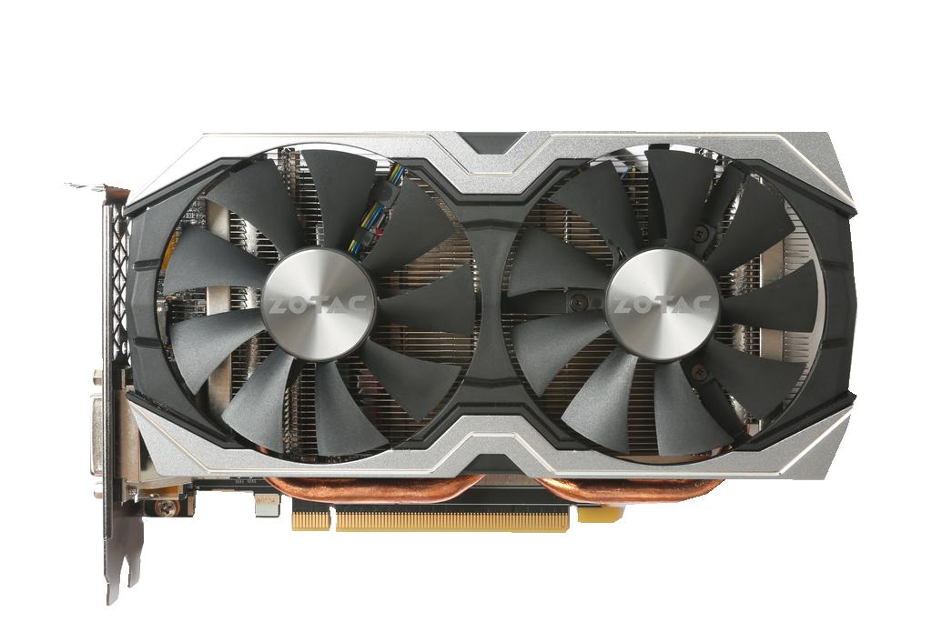 Zotac GeForce GTX 1060 AMP Edition (6GB)