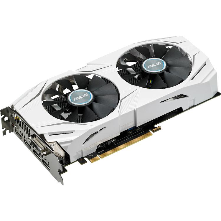 ASUS GeForce GTX 1060 Dual O6G/O3G