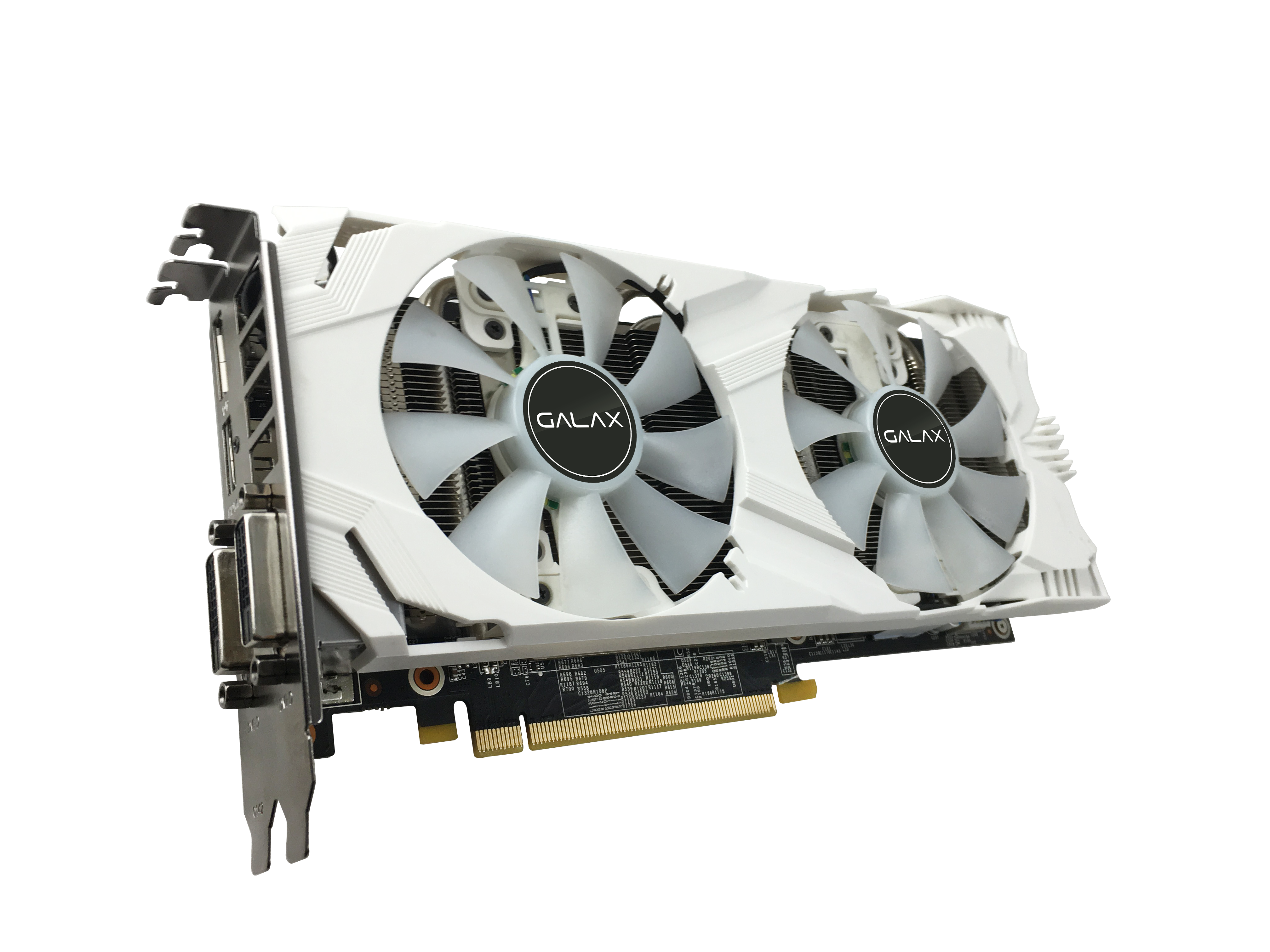 GALAX/KFA2 GeForce GTX 1060 EX OC White 6GB